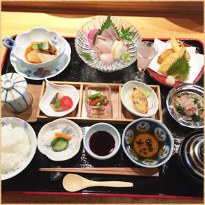味覚膳【1,800円】 (11月)